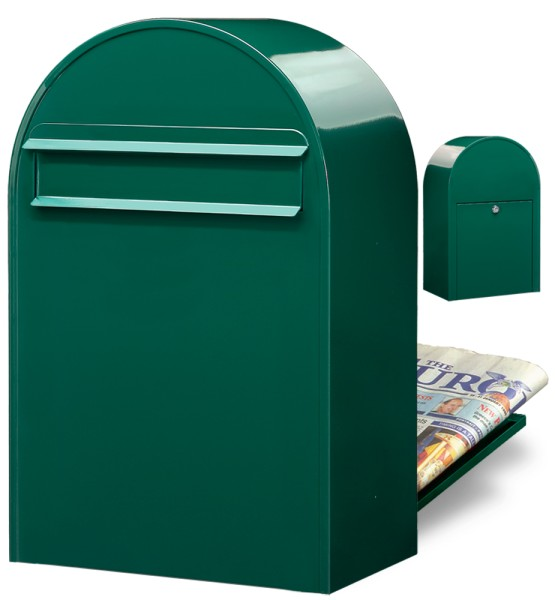 Bobi Briefkasten Classic B Grün