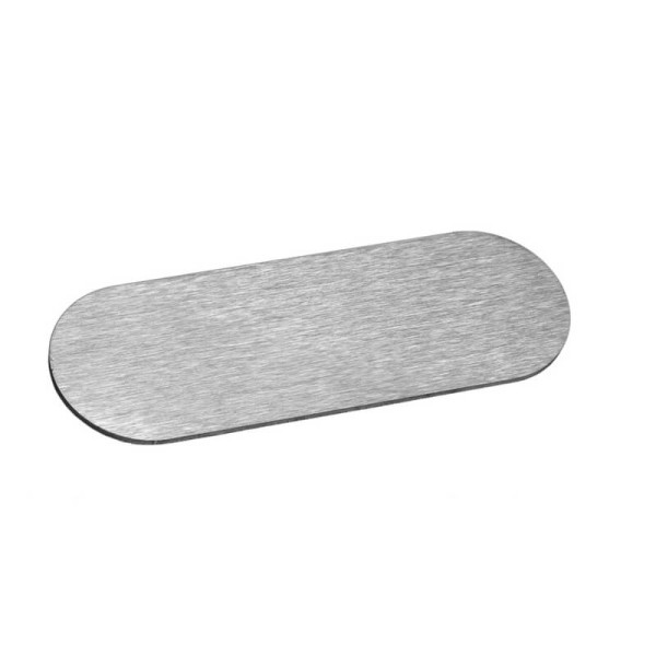 Bobi Briefkasten Namensschild XL oval