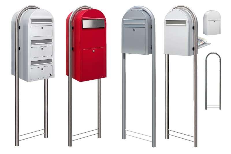 Super Bobi Briefkasten, hier das Original kaufen | www.bobi-briefkasten.com TB98