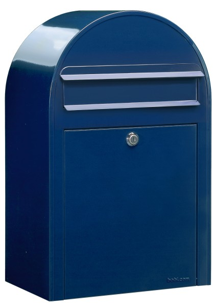 Briefkasten Bobi Classic Blau