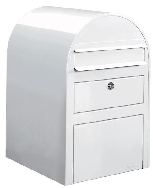 Briefkasten Bobi Swiss Weiss