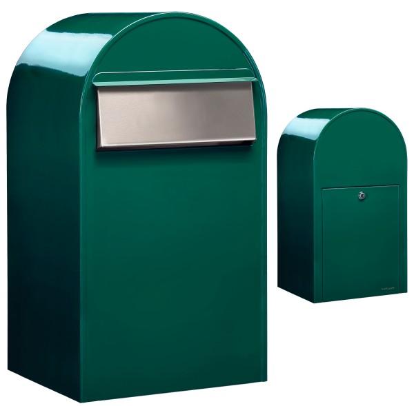 Briefkasten Bobi Grande B Grün