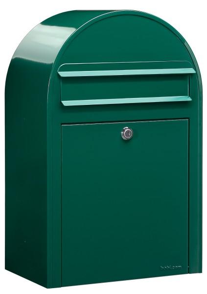 Briefkasten Bobi Classic Grün Wandbriefkasten