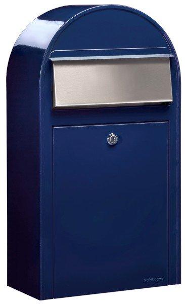 Briefkasten Bobi Grande S Blau