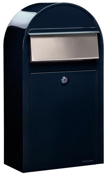 Briefkasten Bobi Grande S Schwarzblau