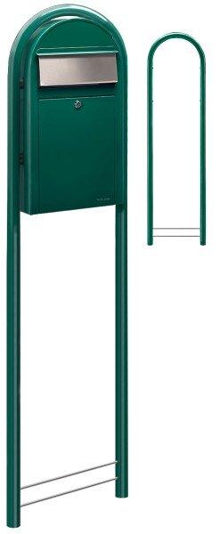 Standbriefkasten Bobi Grande S Grün