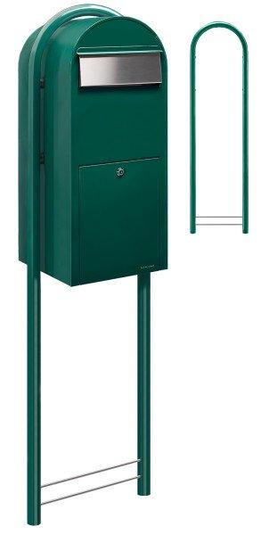 Briefkasten Bobi Jumbo in Grün